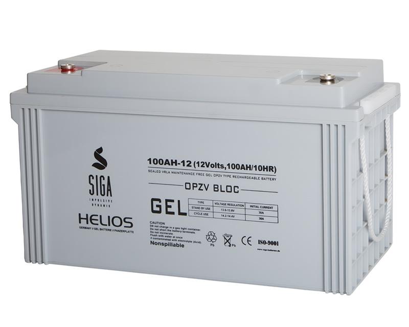 OPzV Gel Long Life Batteries