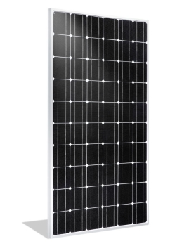Mono c-Si solar panels